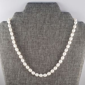 REAL - 9mm Pearl Necklace